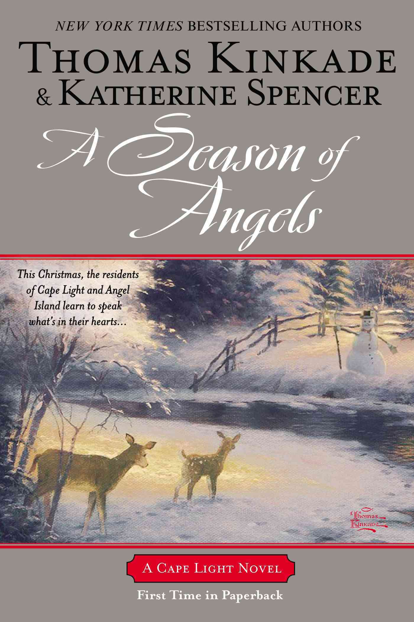 A Season of Angels By Kinkade, Thomas/ Spencer, Katherine